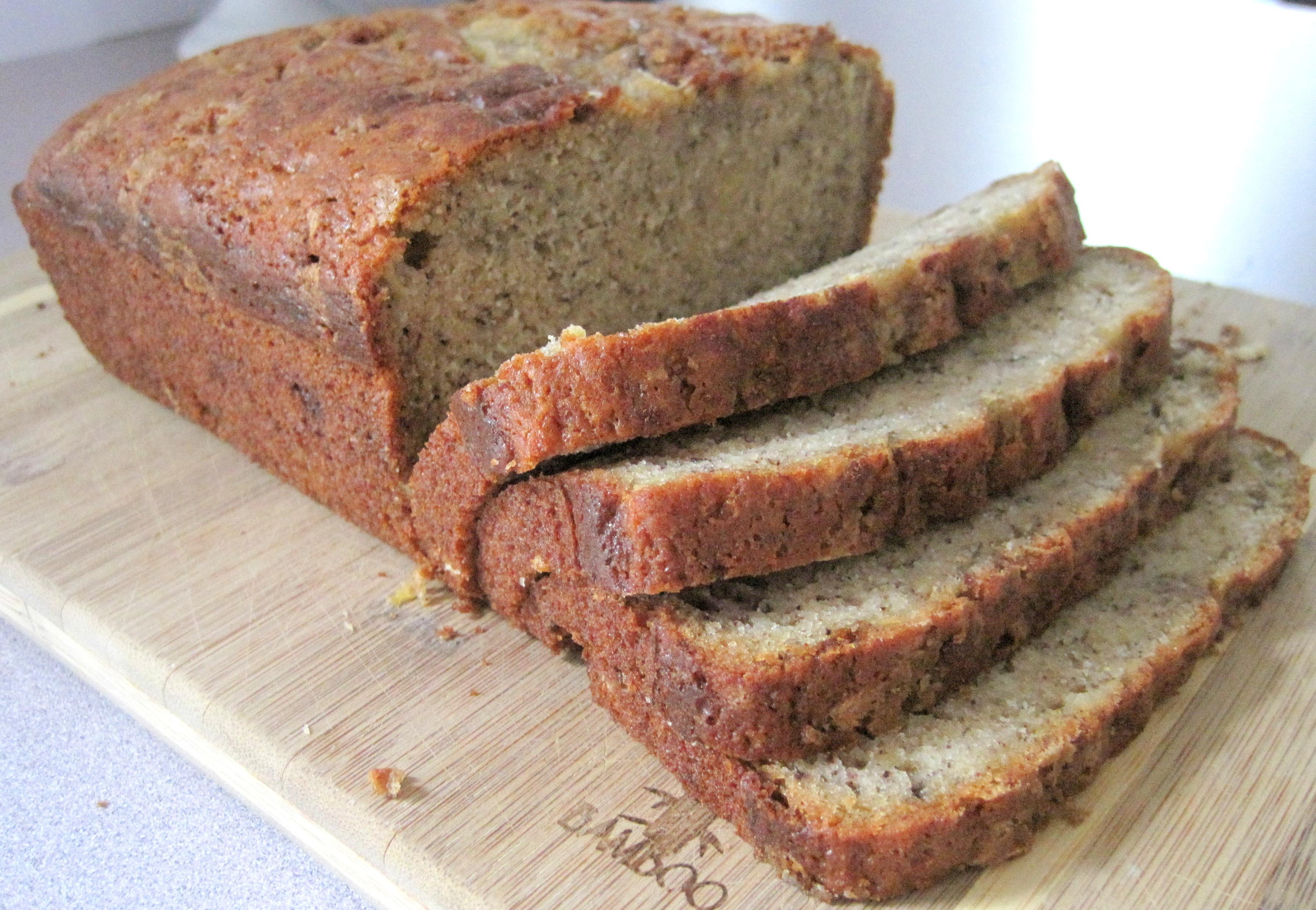 Shirley S Banana Bread Vegipes